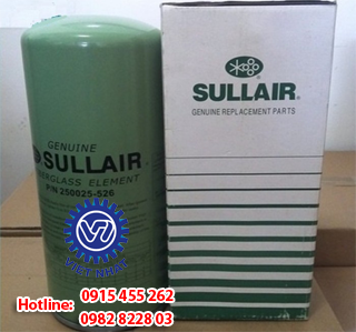 Lọc dầu Sullair 02250139-996